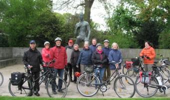Radtour rund um Düsseldorf